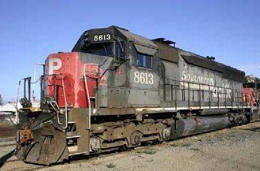 SP SD40M-2